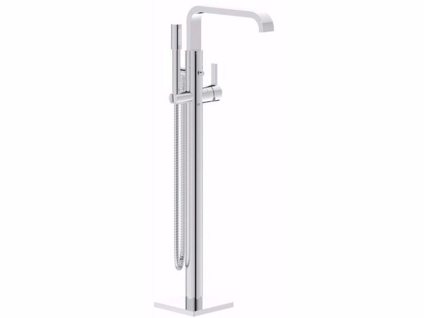rubinetto per vasca monocomando con doccetta allure | miscelatore ... - Rubinetti Per Vasca Da Bagno