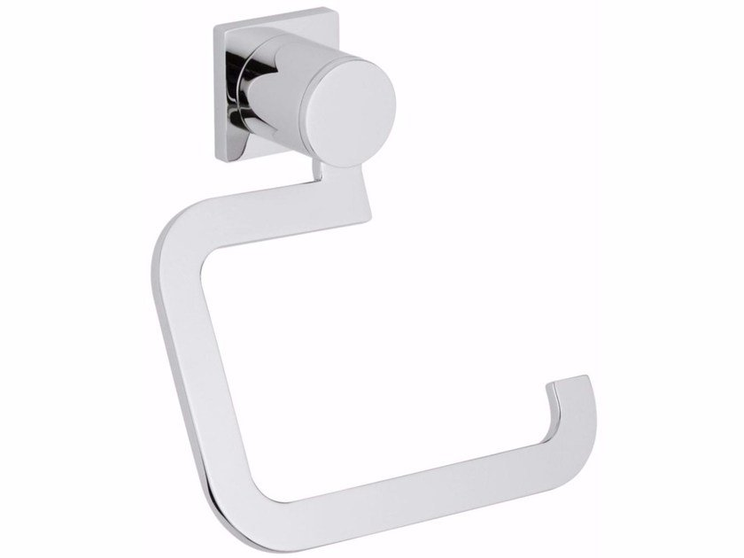 Metal toilet roll holder ALLURE | Toilet roll holder by Grohe