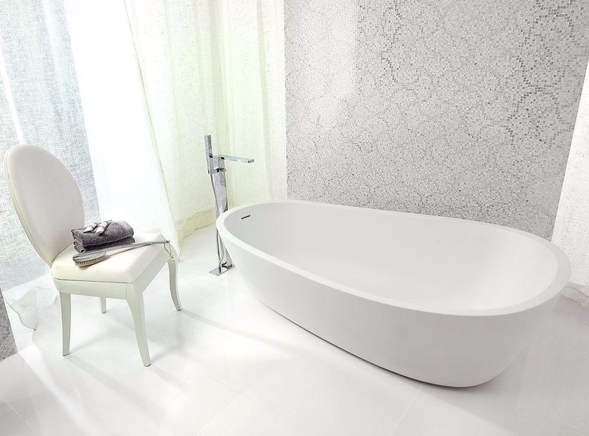 almond vasca da bagno
