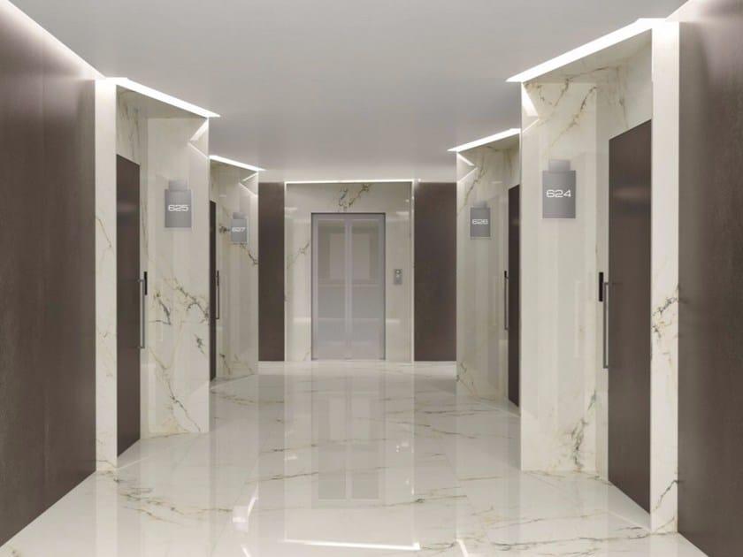 Wall/floor tiles with marble effect ALPS HEART | Wall/floor tiles - FMG Fabbrica Marmi e Graniti