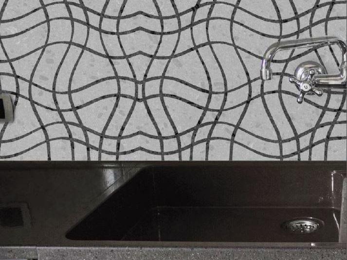 Lava stone wall tiles / flooring ALTAMAREA - Sgarlata Emanuele & C.