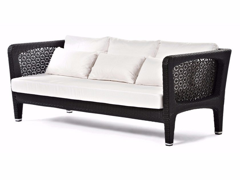 Synthetic fibre garden sofa ALTEA | Sofa - Varaschin