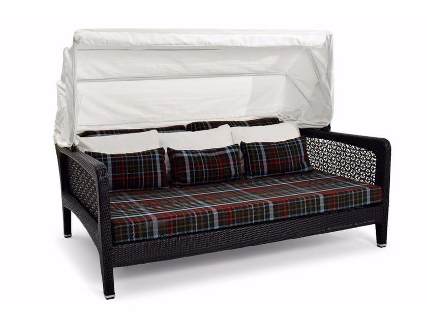 Synthetic fibre sofa bed ALTEA   Sofa bed - Varaschin