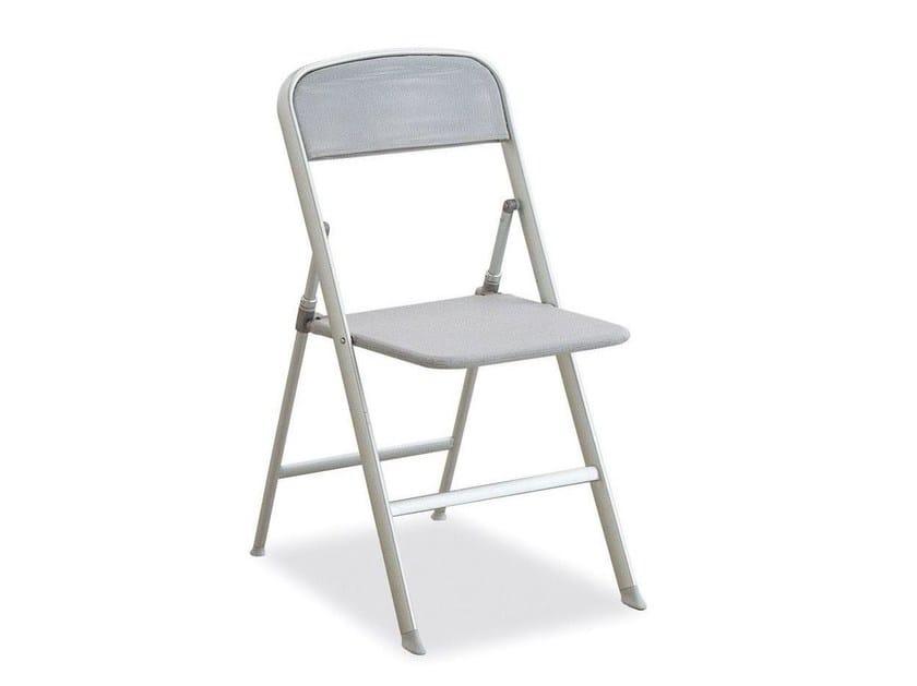 Folding aluminium chair ALU - Calligaris