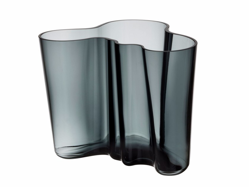 Stained glass vase ALVAR AALTO | Stained glass vase - iittala