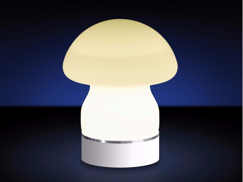 LED table lamp with dimmer AMBIENTE - Top Light