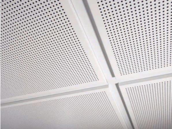 Pannelli per controsoffitto in metallo AMF MONDENA® - Sistema C by Knauf Amf