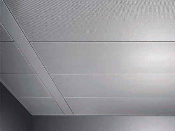 Metal ceiling tiles AMF MONDENA® - System I by Knauf Amf