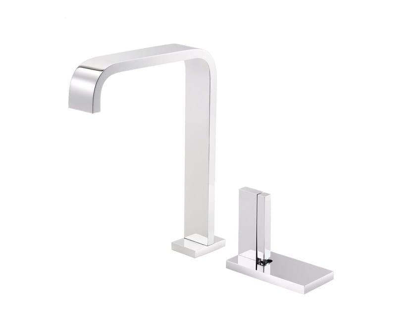 2 hole countertop washbasin mixer ANDREW | 2 hole washbasin mixer by rvb