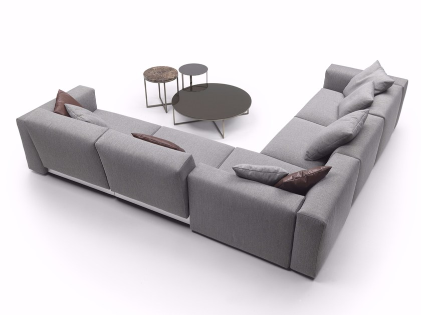 Sectional modular sofa ANDREW | Sectional sofa by Marelli