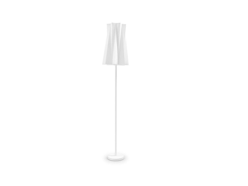 Fabric floor lamp ANDROMEDA | Floor lamp by Calligaris