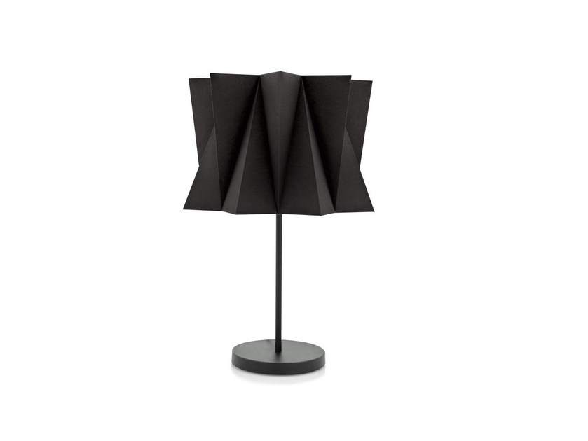 Fabric table lamp ANDROMEDA | Table lamp - Calligaris