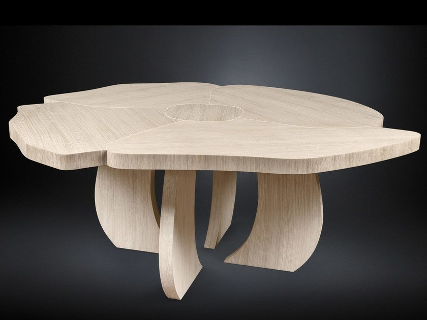 Oak living room table ANDY | Oak table - VGnewtrend