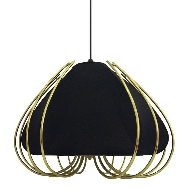 Fabric pendant lamp ANE | Pendant lamp - Creativemary