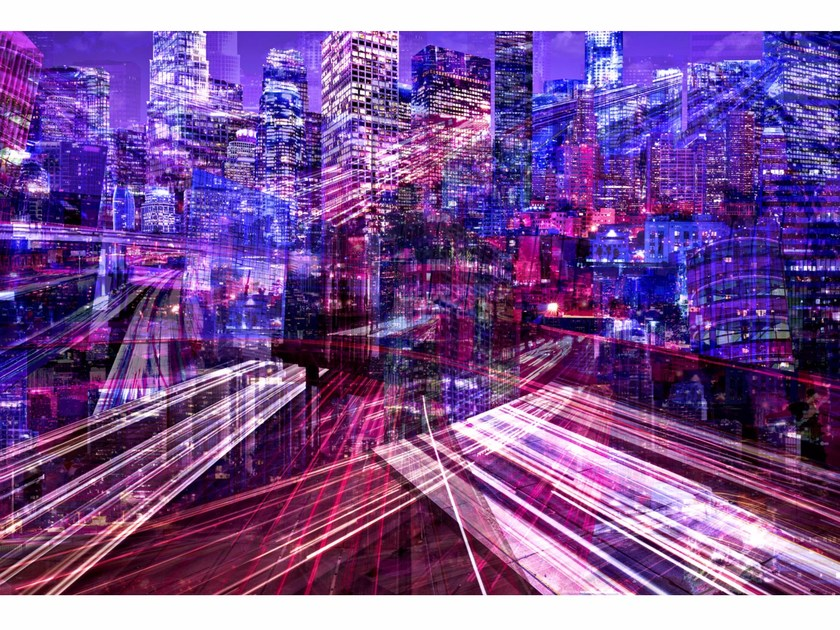 Photographic print ANGEL CITY - FINE ART PHOTOGRAPHY by 99 Limited Editions