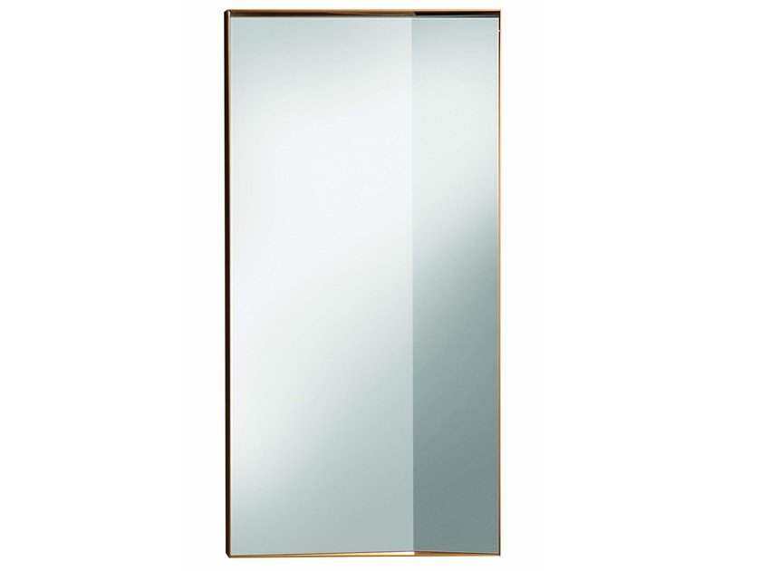 Freestanding mirror ANGLE SIMPLE by ROCHE BOBOIS