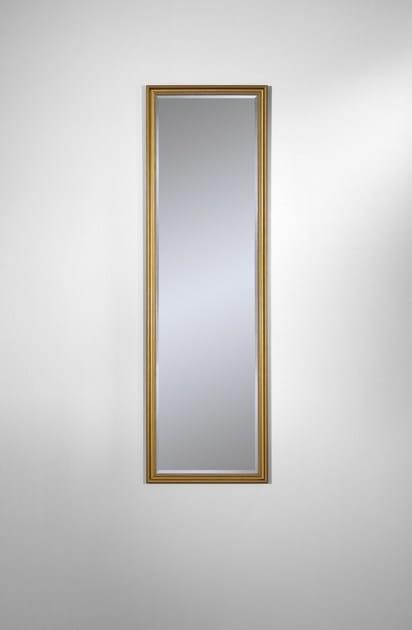 Wall-mounted framed rectangular mirror ANKARA HALL - DEKNUDT MIRRORS
