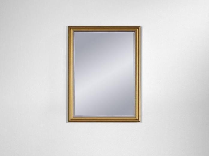 Wall-mounted framed rectangular mirror ANKARA MINI - DEKNUDT MIRRORS