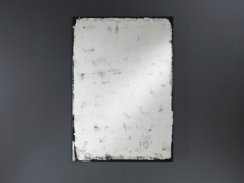 Specchio rettangolare a parete ANTIQUE L - DEKNUDT MIRRORS