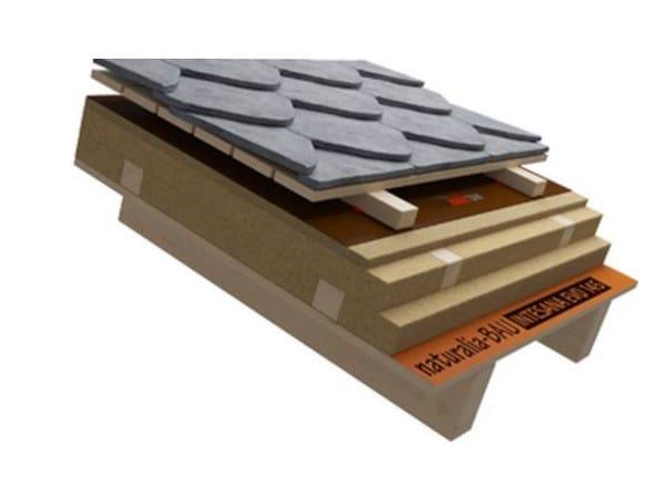 Ventilated roof system AOSTA PLUS - Naturalia-BAU