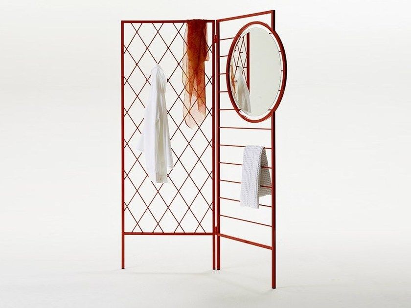 Painted metal screen / coat rack APPAREL - Opinion Ciatti