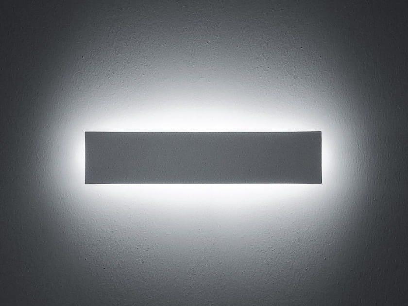 LED die cast aluminium Wall Lamp APPEAL by SIMES