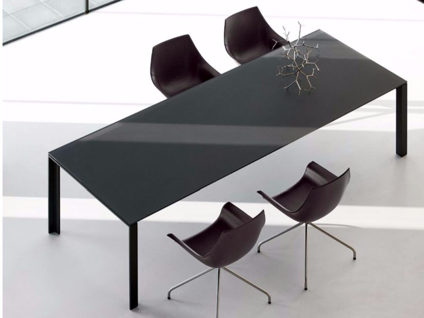 Rectangular Fenix-NTM® table APTA by Lapalma