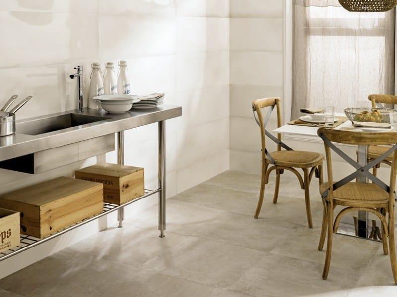 Indoor ceramic wall tiles AQUA - Venis