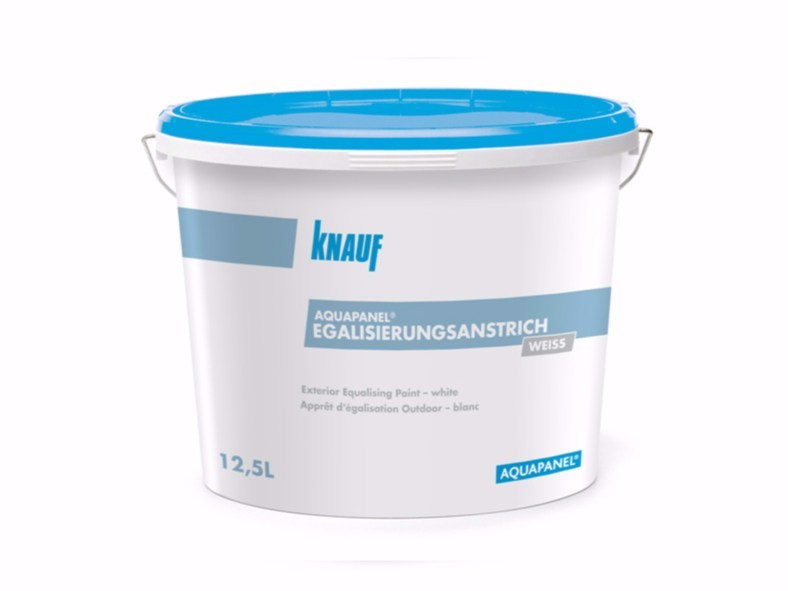 Silicon-resin paint AQUAPANEL® Exterior Equalising Paint - Knauf Aquapanel