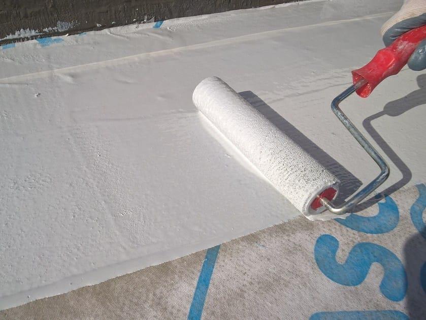 Liquid waterproofing membrane AQUASCUD 500 by Volteco