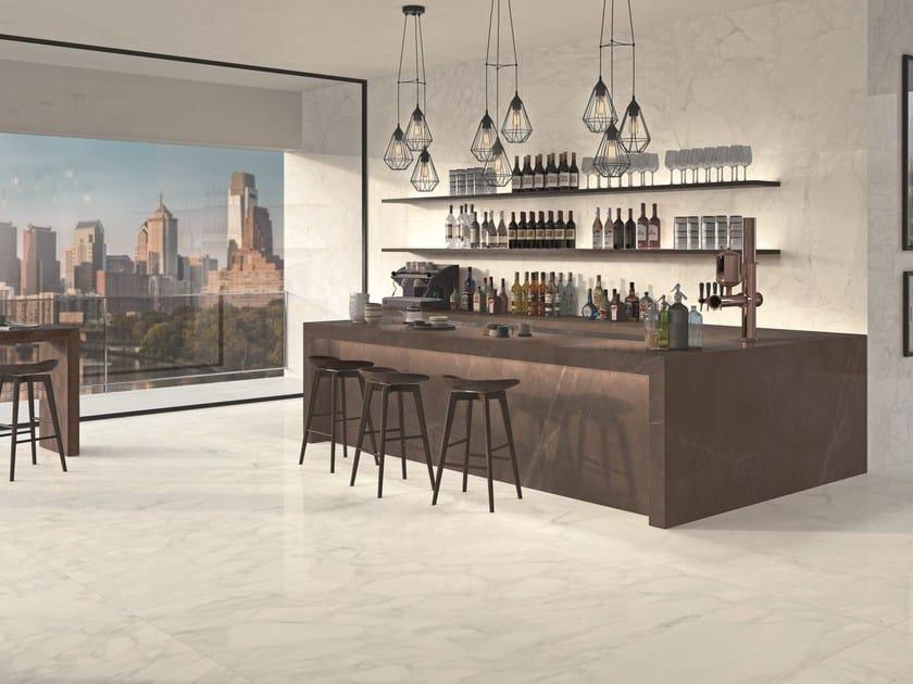 Wall/floor tiles with marble effect ARABESCATO LIGHT - FMG Fabbrica Marmi e Graniti