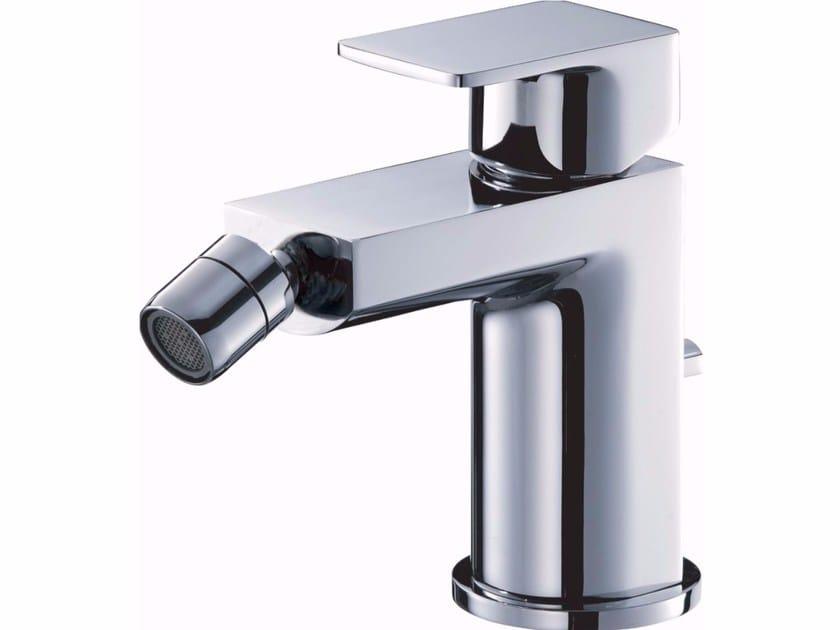 Countertop single handle 1 hole bidet mixer ARCH | Bidet mixer - JUSTIME
