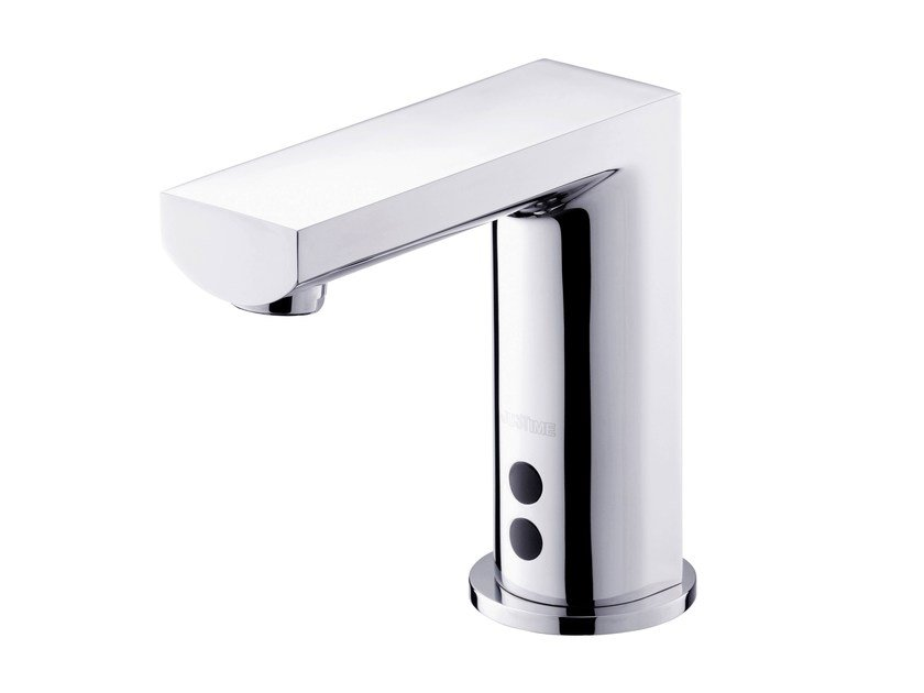 Countertop electronic washbasin tap ARCH   Countertop washbasin tap by JUSTIME