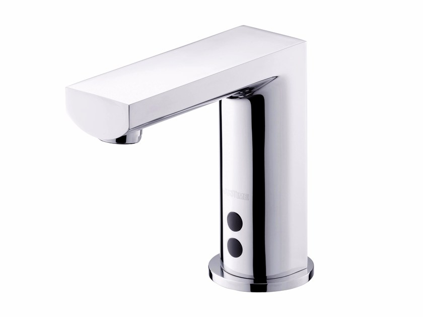 Infrared countertop electronic washbasin tap ARCH | Infrared washbasin tap by JUSTIME