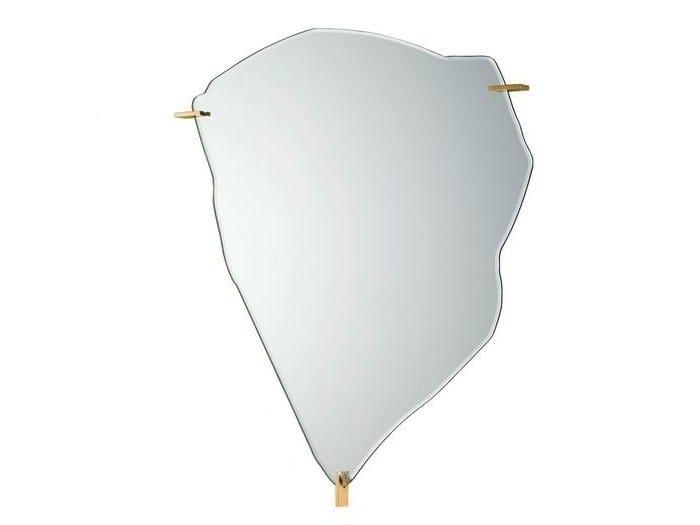 Wall-mounted mirror ARCHIPELAGO - Driade