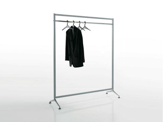 Powder coated steel coat rack ARCHISTAND - Caimi Brevetti