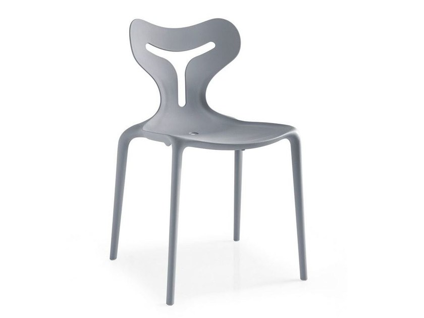 Technopolymer chair AREA51 - Calligaris