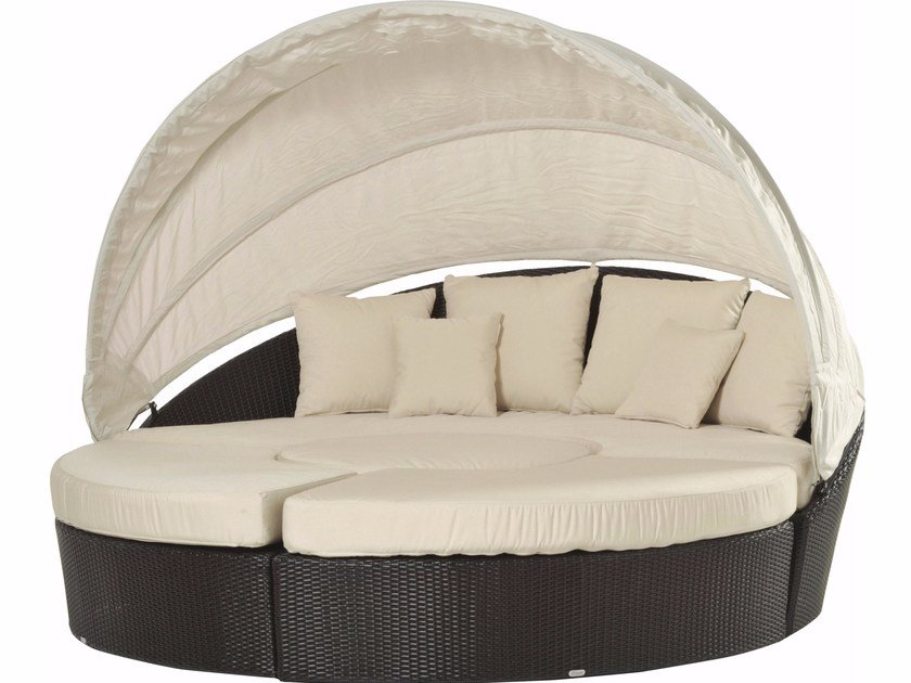 Igloo round garden sofa ARENA | Igloo sofa - Varaschin