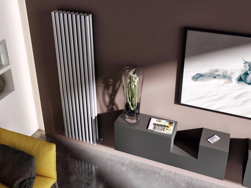 Vertical wall-mounted hot-water radiator ARIANNA | Radiator - CORDIVARI