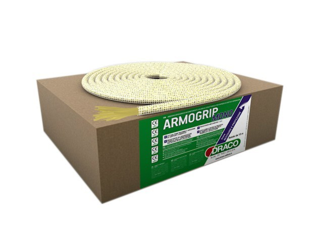 Chord in aramid fibre ARMOGRIP MONO - DRACO ITALIANA