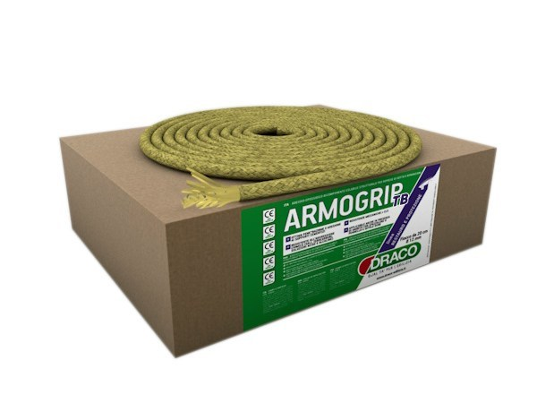 Aramid fibre reinforcing fibres ARMOGRIP TB by DRACO ITALIANA