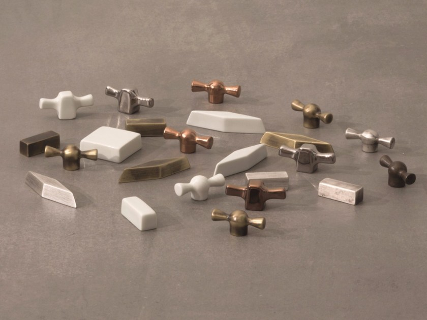 Knobs ARREDA SQUARE KNOBS - GI Gambarelli
