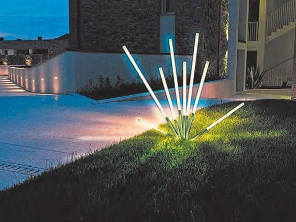 LED bollard light ARTÙ - ITALIA LUCE DESIGN