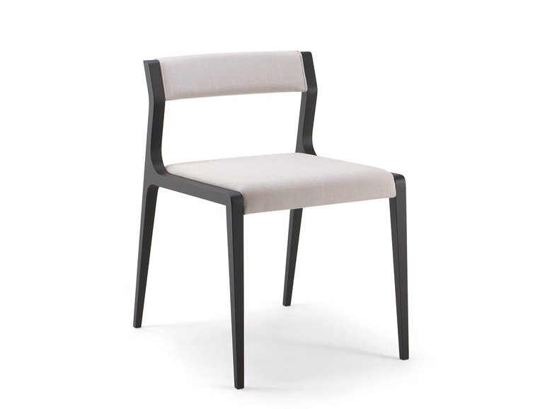 Upholstered fabric easy chair ARTÙ | Easy chair - CIZETA