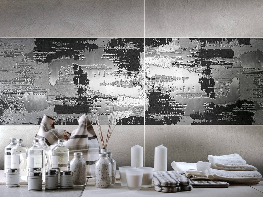 Ceramic wall tiles CONCRETE ART by CERAMICHE BRENNERO