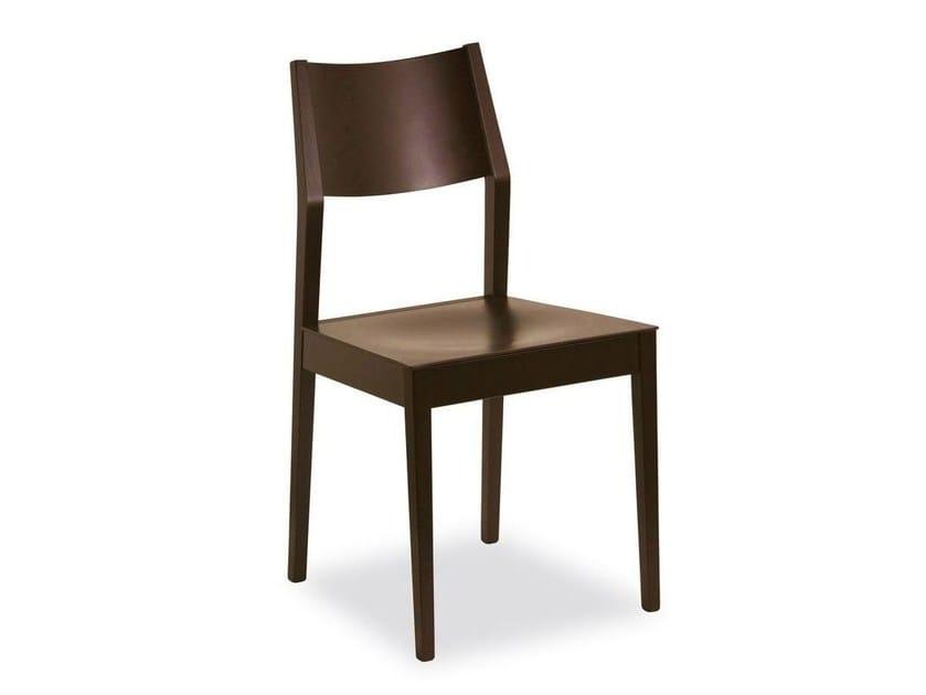 Beech chair ART - Calligaris
