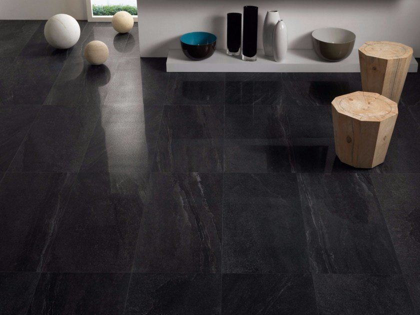 Porcelain stoneware wall/floor tiles with stone effect ARTICA | Porcelain stoneware wall/floor tiles - Saime Ceramiche
