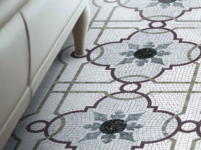 Marble mosaic ARTISTIC CLASSIC - ARMONY - Lithos Mosaico Italia - Lithos