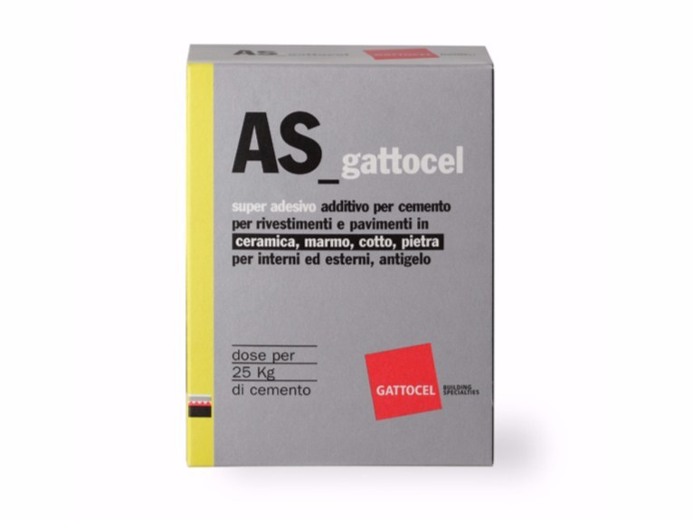 Cement adhesive for flooring AS_gattocel by Gattocel Italia