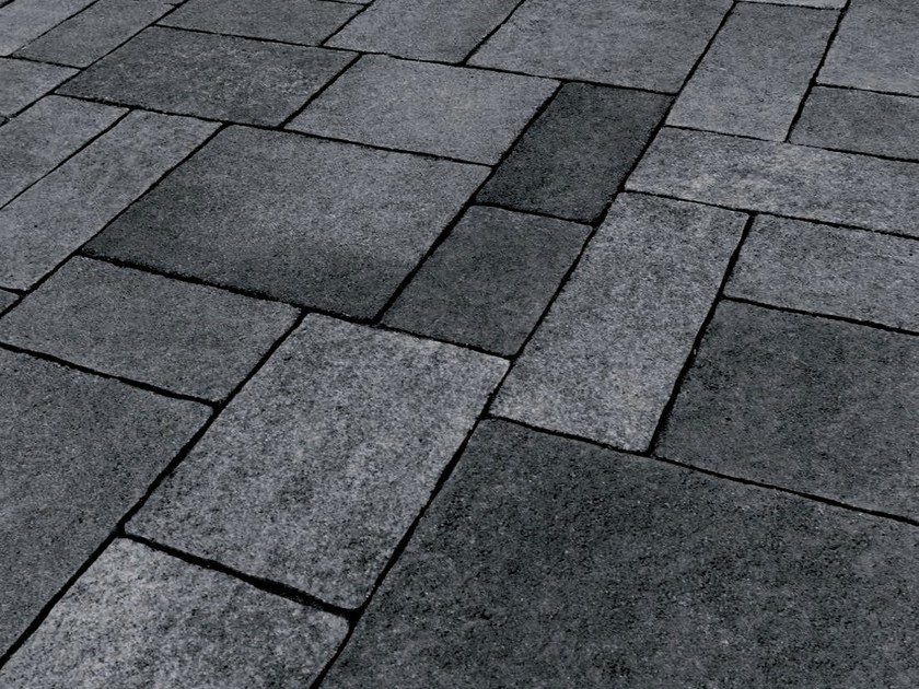 Concrete paving block ASBURGO® by FERRARI BK